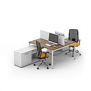 Комплект мебели для персонала серии Джет композиция №3 ТМ MConcept