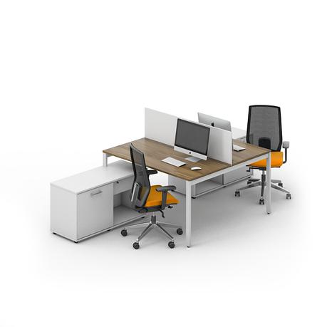 Комплект мебели для персонала серии Джет композиция №3 ТМ MConcept, фото 2