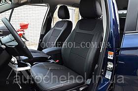 Качественные авточехлы модель динамик на Suzuki SX4 2017. MW Brothers