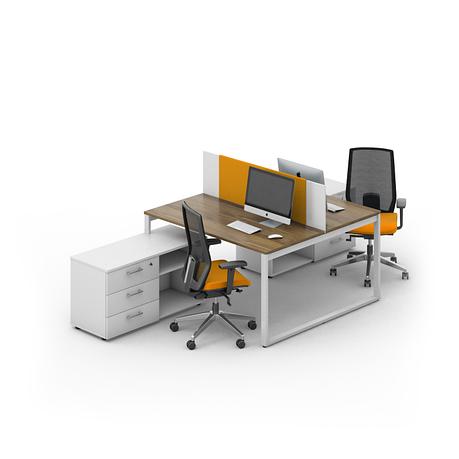 Комплект мебели для персонала серии Джет композиция №4 ТМ MConcept, фото 2