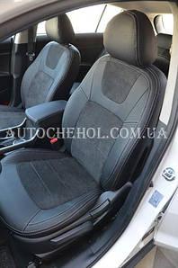 Качественные авточехлы на сиденья Kia Sportage III КОРЕЙСКАЯ СБОРКА, Leather StyLe, MW BROTHERS