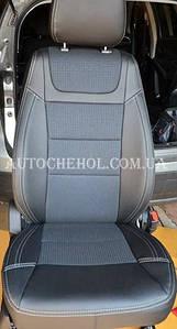 Качественные авточехлы на сиденья Suzuki SX4 2014, DYNAMIC