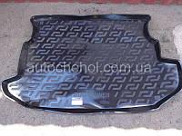 Качественные коврики в багажник на Ssang Young Korando, ладалокер