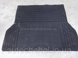 Качественные резиновые коврики в багажник, DOMA. Чехия