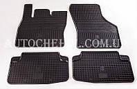 Качественные резиновые коврики в салон Audi A3 2012, Stingrey, 2 штуки