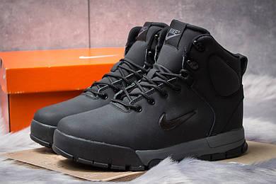 Зимние ботинки на меху Nike ACC Winter, черные (30393),  [  41 43 44  ]