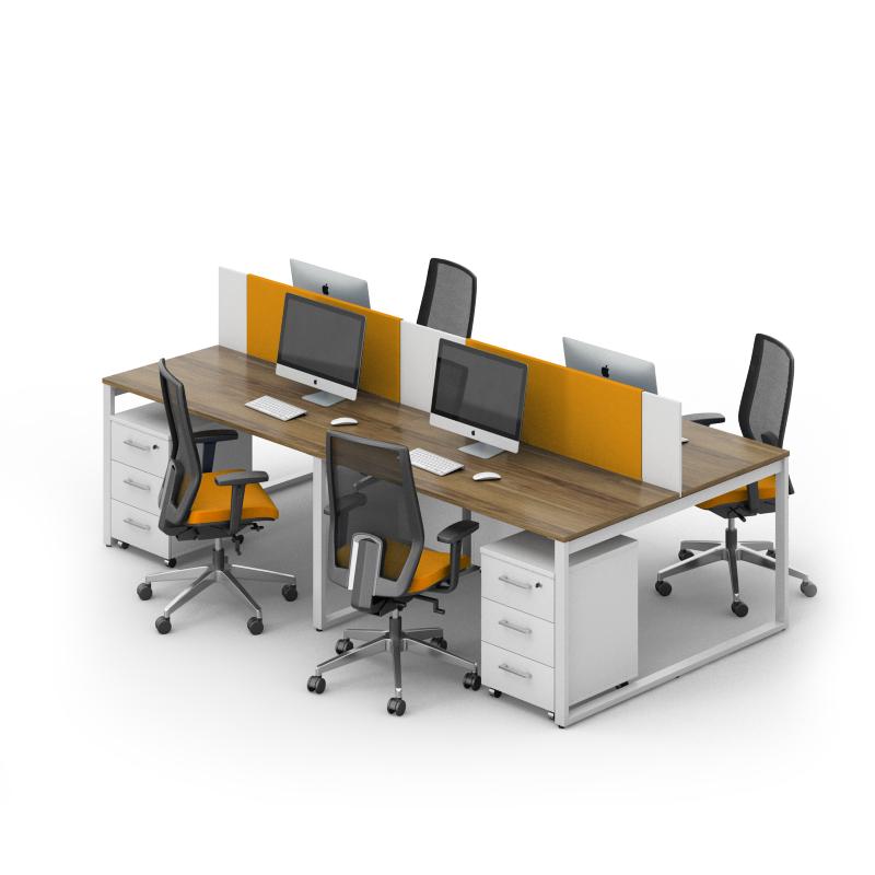 Комплект мебели для персонала серии Джет композиция №12 ТМ MConcept