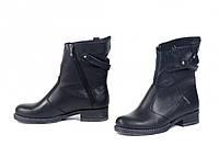 Ботинки кожаные деми-зима, фото 1