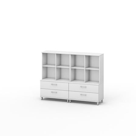 Комплект мебели для персонала серии Джет композиция №18 ТМ MConcept, фото 2