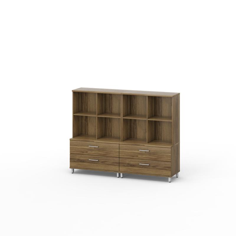 Комплект мебели для персонала серии Джет композиция №18 ТМ MConcept
