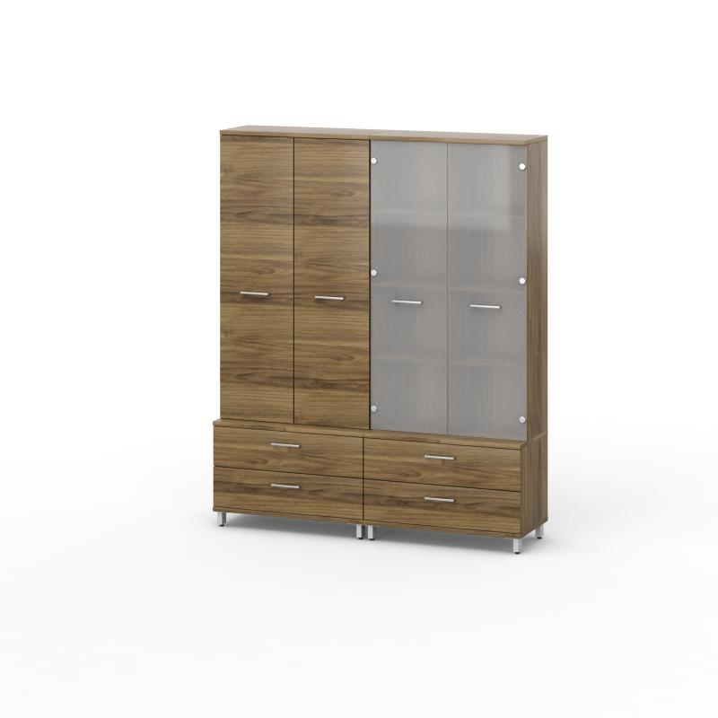 Комплект мебели для персонала серии Джет композиция №21 ТМ MConcept