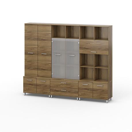 Комплект мебели для персонала серии Джет композиция №22 ТМ MConcept, фото 2