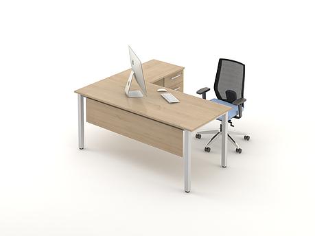 Комплект мебели для персонала серии Озон композиция №1 ТМ MConcept, фото 2
