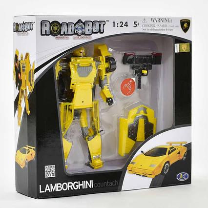 Трансформер RoadBot 53061 (18) свет фар, в коробке