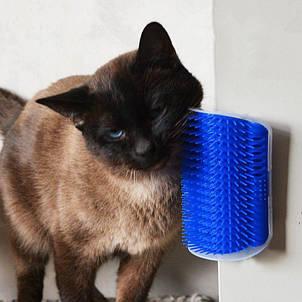 Игрушка-массажер (чесалка) для кошек с креплением к стене CAT IT, фото 2