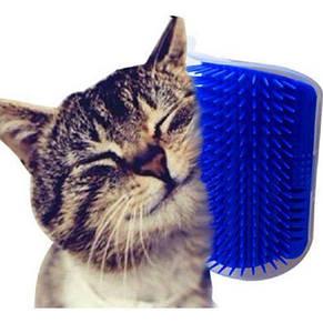 Игрушка-массажер (чесалка) для кошек с креплением к стене CAT IT, фото 3