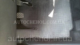 Качественные резиновые коврики в салон Skoda Yeti, Stingrey, КОМПЛЕКТ