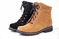 Крутые ботинки деми-зима