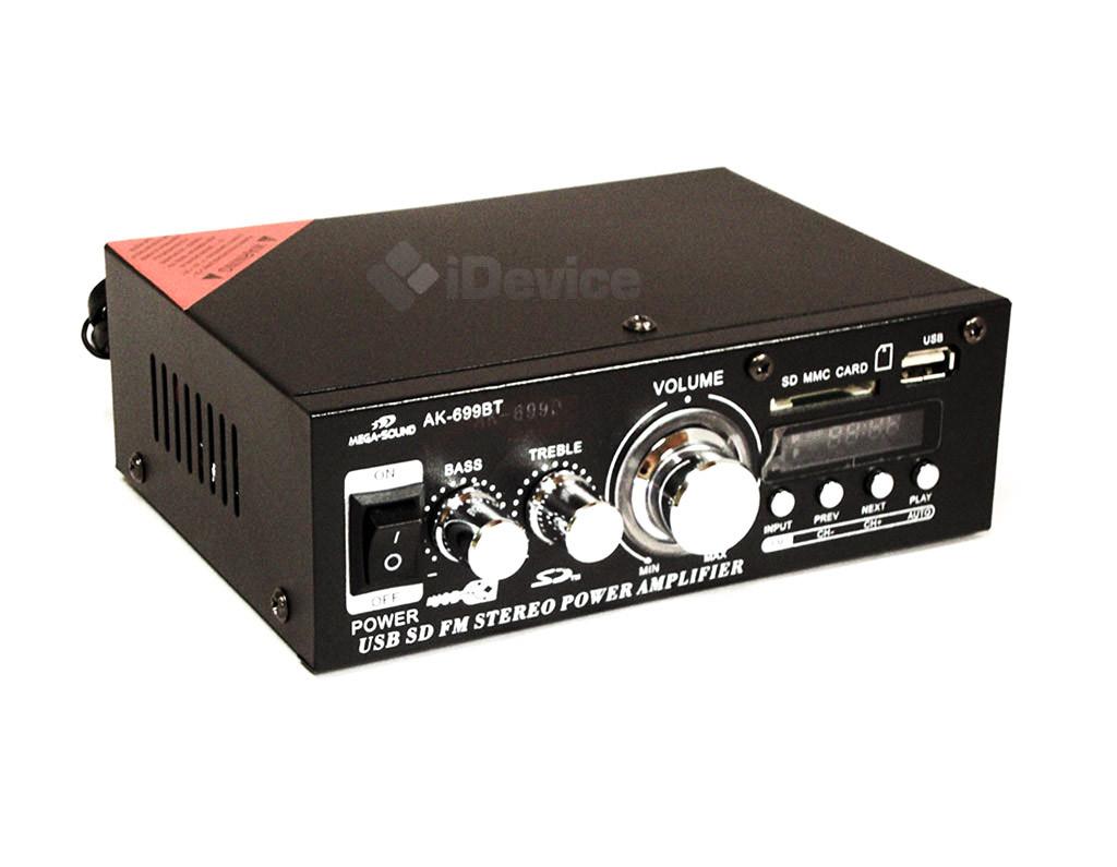 Усилитель звука UKC AK-699BT Bluetooth, USB