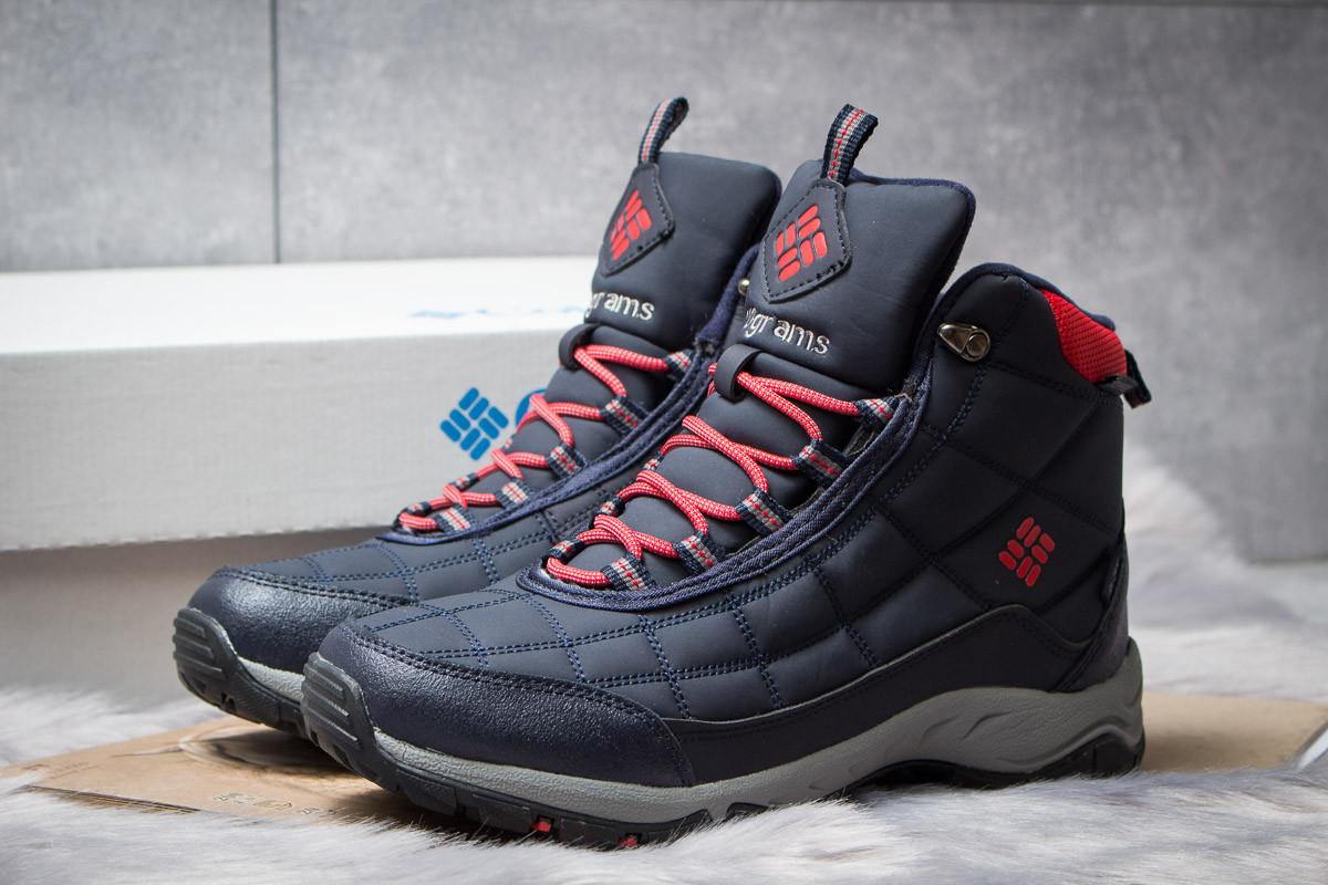 Зимние ботинки Columbia Waterproof, темно-синий (30413),  [  41 42 43 44 45 46  ]