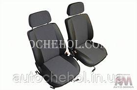 Качественные чехлы на сиденья Seat Toledo IV, авточехлы толедо, эко кожа, AM-L, automania
