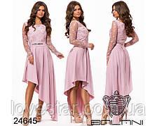 Платье женское #199-1 Р.-р. 42