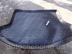 Качественный черный  коврик в багажник KIA SPORTAGE III