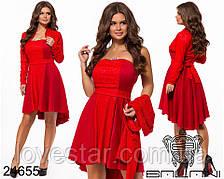 Платье женское #267-1 Р.-р. 42-46
