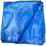 Тент синій 4х6 (70 г/м²)