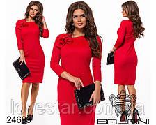Платье женское #300-1 Р.-р. 42