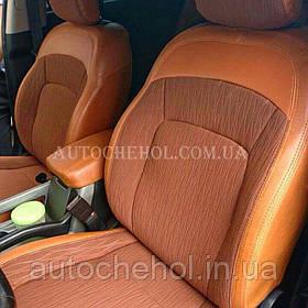 Модельные чехлы на сиденья Kia Sportage III 2010, чехлы на спортаге 2010, Cobra