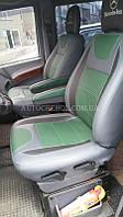 Модельные чехлы на сиденья Mercedes Vito 1+1, чехлы на вито, серия Color, Cobra