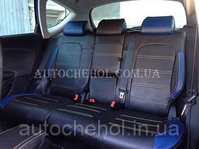 Модельные чехлы на сиденья Seat Altea, чехлы на алтеа, серия Color, Cobra