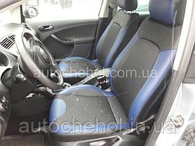 Модельные чехлы на сиденья Seat Toledo, чехлы на толедо, серия Color, Cobra