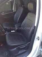 Модельные чехлы на сиденья Volkswagen Golf +, чехлы на гольф+, Cobra