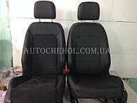 Модельные чехлы на сиденья Volkswagen Passat B8 2014, чехлы на пассат b8, Cobra