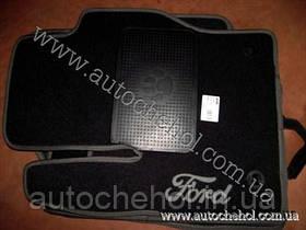 Текстильные коврики для Ford FIESTA 7