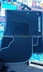 Текстильные коврики для Kia Sorento 2009