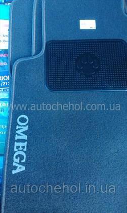 Текстильные коврики для Opel OMEGA B
