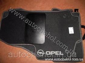 Текстильные коврики для Opel VECTRA C