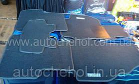 Текстильные коврики для Renault MEGANE II