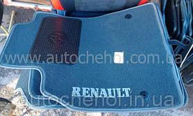 Текстильные коврики для Renault MEGANE III