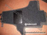 Текстильные коврики для Volkswagen GOLF 4