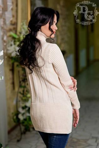 Женский свитер-туника , фото 2