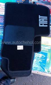 Текстильные коврики на Fiat Linea 2013