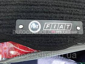 Текстильные коврики с толстым ворсом на Fiat Linea 2013