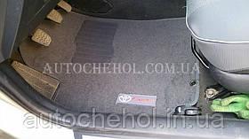 Текстильные коврики с толстым ворсом на Toyota Camry 30 2003