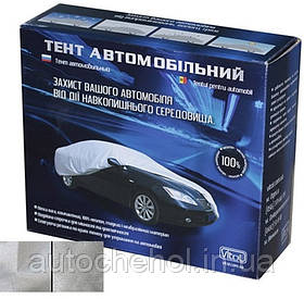 Тент автом. CC11105 XXL/Polyester/серый/572х203х120