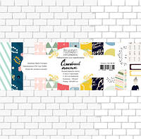Набір паперу - Семейный альбом - Polkadot - 30х30
