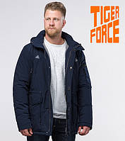 Tiger Force 71360 | Мужская парка зимняя синяя ( S  M  L  XL )